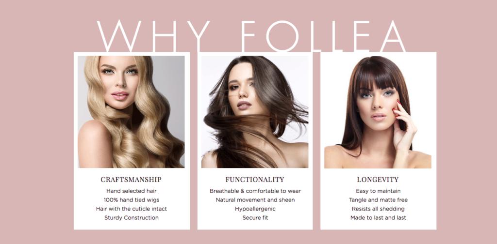 Folea Wigs